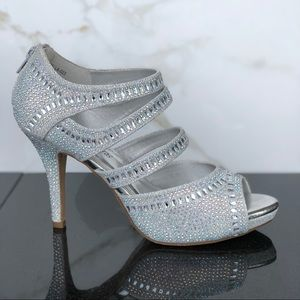 Shoes - Silver Heels